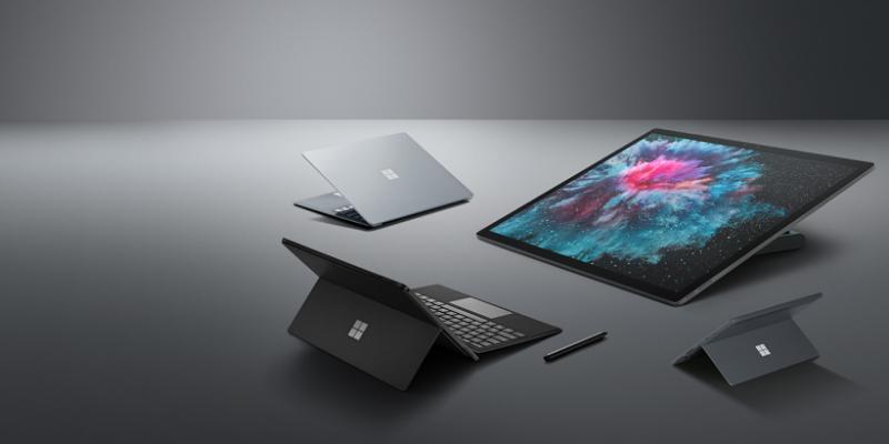 Microsoft Surface Pro 8 i Surface Laptop 4 pojawiły się w sieci