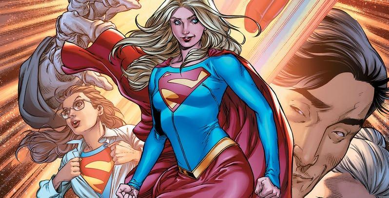Supergirl zawita na dużym ekranie szybciej niż myśleliśmy? Nowe informacje