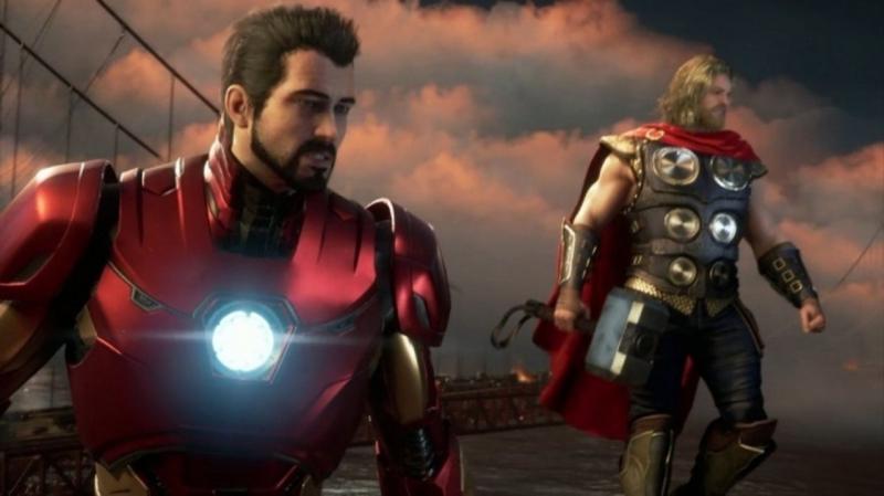 Marvel's Avengers z kampanią wyłącznie dla jednego gracza