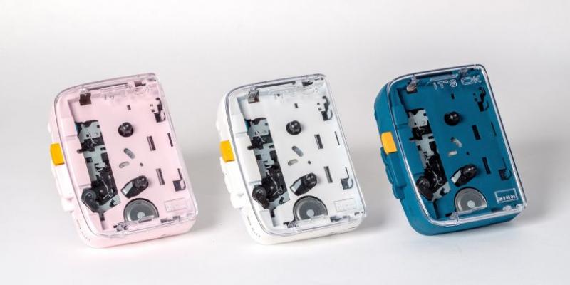 Powstał odtwarzacz kaset z modułem Bluetooth