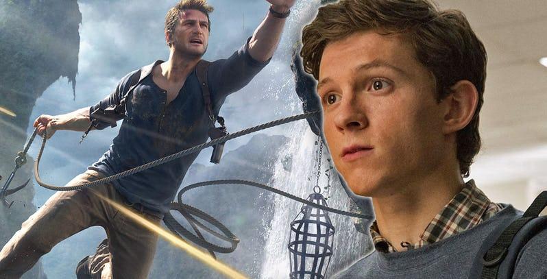 Uncharted - film nie będzie kopią gry. Twórca o swoim podejściu