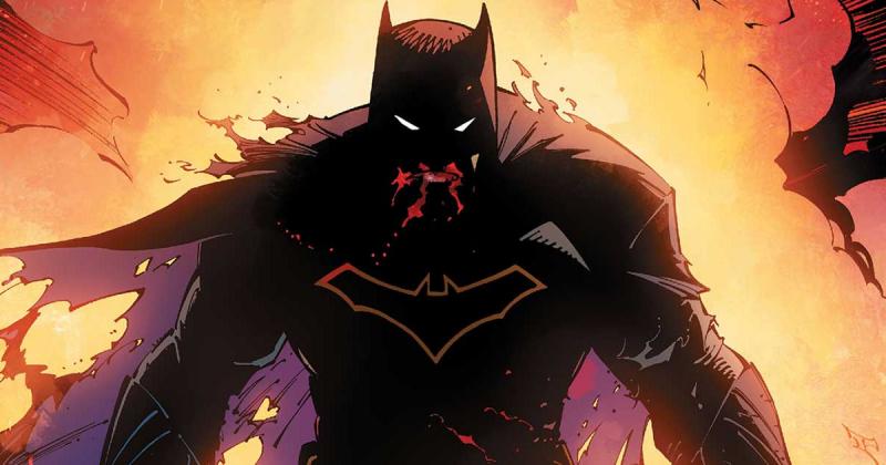 Batman Metal: Mroczne Dni i Mroczni Rycerze. Tom 1 i 2 - recenzja komiksów
