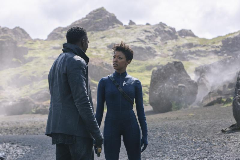 Star Trek: Discovery - nowa grafika promuje 3. sezon serialu