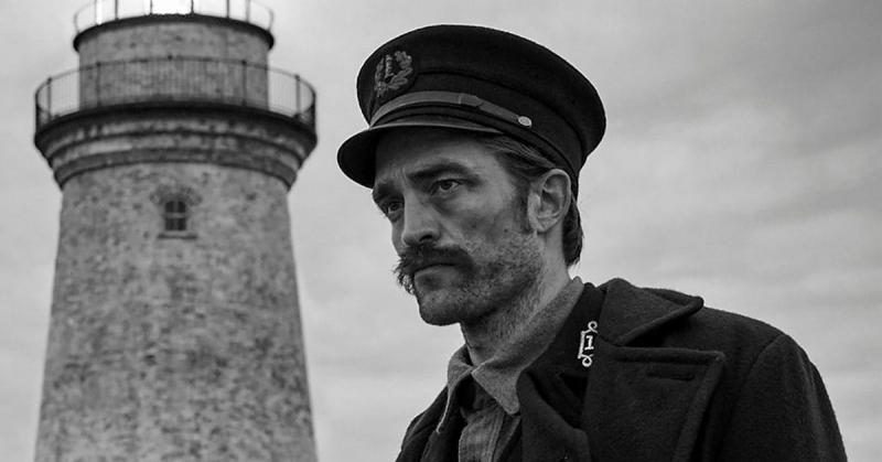 The Lighthouse - pierwszy zwiastun horroru z Dafoe i Pattinsonem