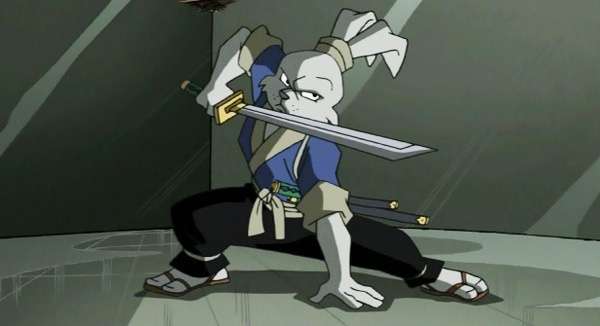 Samurai Rabbit: The Usagi Chronicles - pierwsza grafika z serialu Netflixa opartego na Usagi Yojimbo.