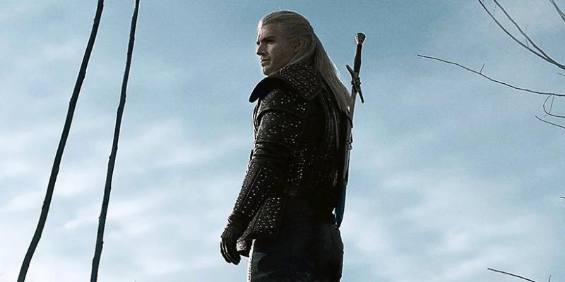 Wiedźmin - Geralt i Płotka na nowym zdjęciu z serialu Netflixa