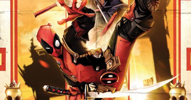 Deadpool, tomy 2-4- recenzja komiksów