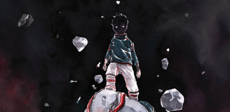Descender #04: Orbitalna mechanika – recenzja komiksu