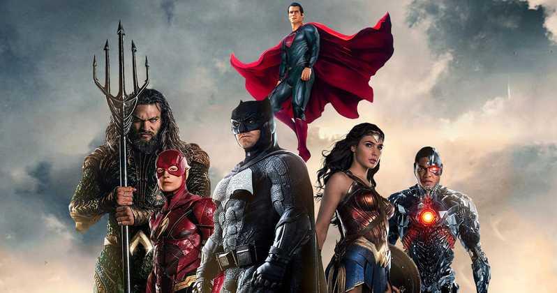 Zack Snyder's Justice League - nowy zwiastun już lada moment. Reżyser odpowiada na pytanie o kontynuację, jest też nowe zdjęcie