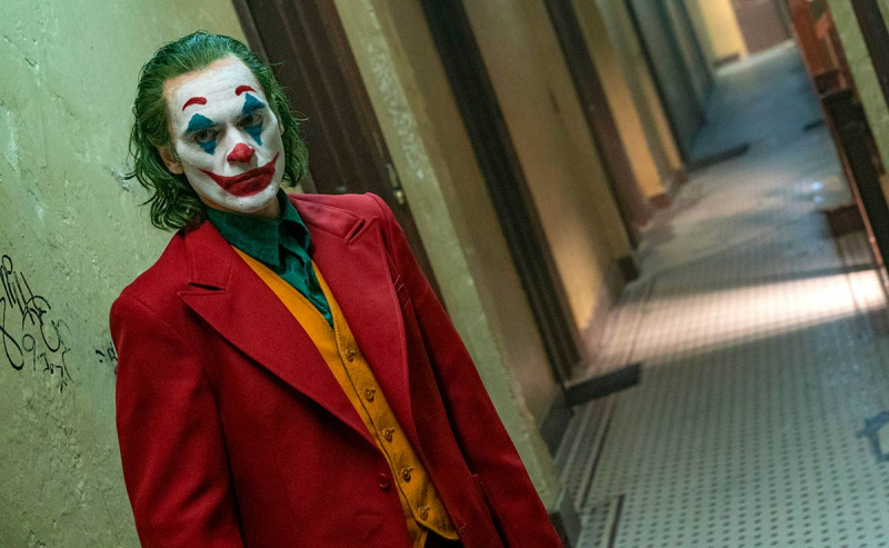 Joker - ocena filmu jest niewiarygodna. Krytycy wydali werdykt