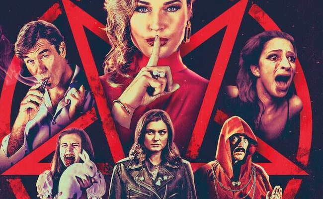 Satanic Panic - sataniści zamawiają pizzę. Zwiastun nowego horroru