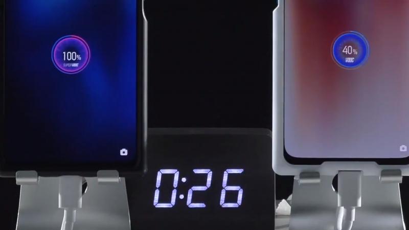 Topowe smartfony Oppo naładują się w pół godziny