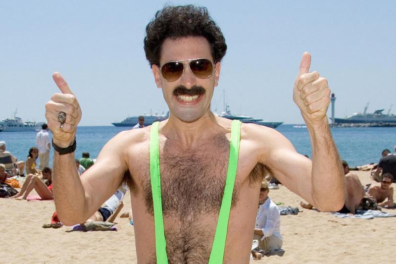 Borat 2 - Sacha Baron Cohen zakończył zdjęcia do kręconego w tajemnicy filmu