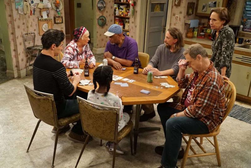The Conners - zdjęcia z premierowego odcinka 2. sezonu serialu