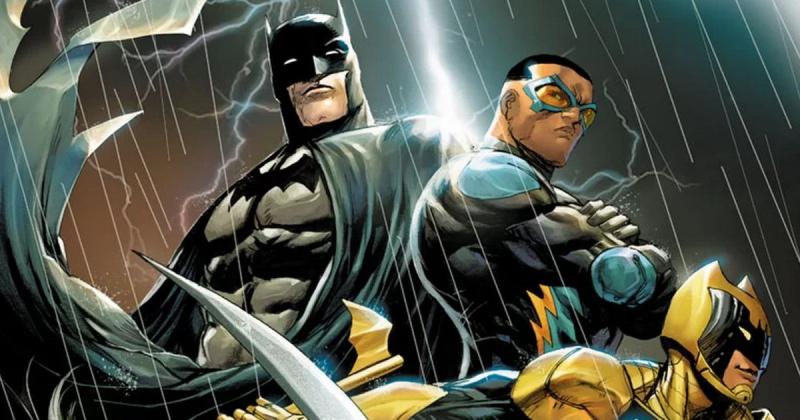 DC planuje wprowadzić czarnoskórego Batmana? Podano szczegóły