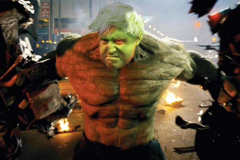 Brytyjski premier porównuje Brexit do Hulka. Ruffalo mocno odpowiada