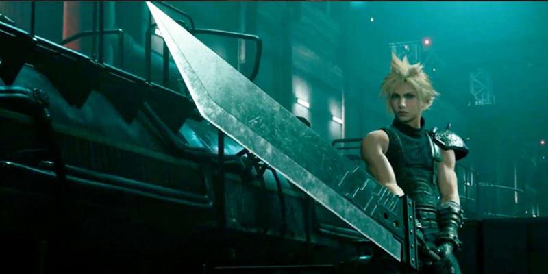 Final Fantasy VII Remake - demo to już niemal pewniak. Zobacz intro