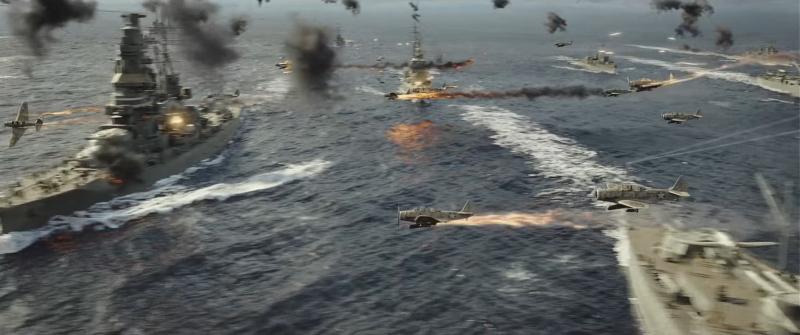 Midway - pełny zwiastun. Ależ widowisko o bitwie z II wojny światowej!