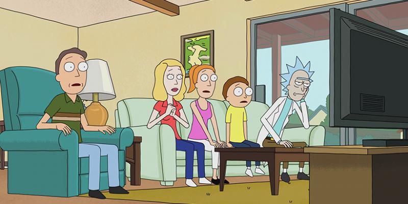Rick i Morty - sezon 4. niczym Stranger Things? Wideo przedstawia tytuły odcinków