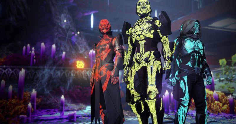 Święto Utraconych 2019, czyli Halloween w Destiny 2. Zobacz zwiastun wydarzenia