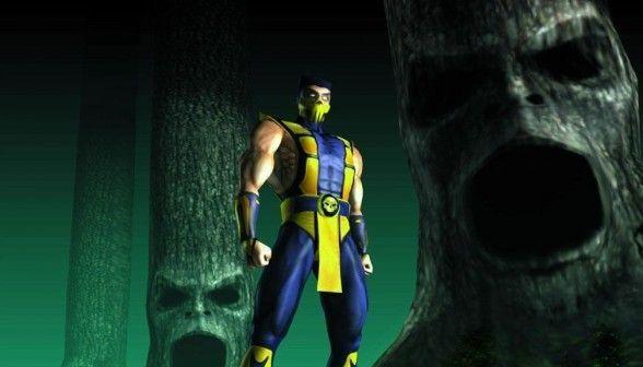 Mortal Kombat - zdjęcie z planu oraz nowe spojrzenie na logo filmu