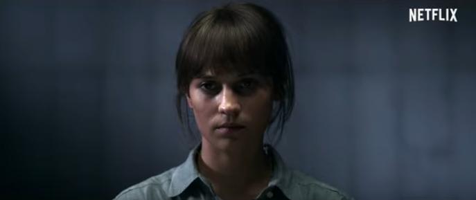 Ptak, który zwiastował trzęsienie Ziemi - zwiastun thrillera Netflixa z Alicią Vikander