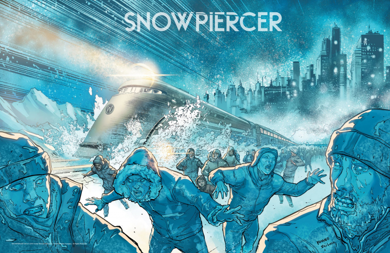 Snowpiercer - TNT przyśpiesza premierę serialu science fiction!