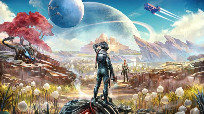 The Outer Worlds - recenzja gry