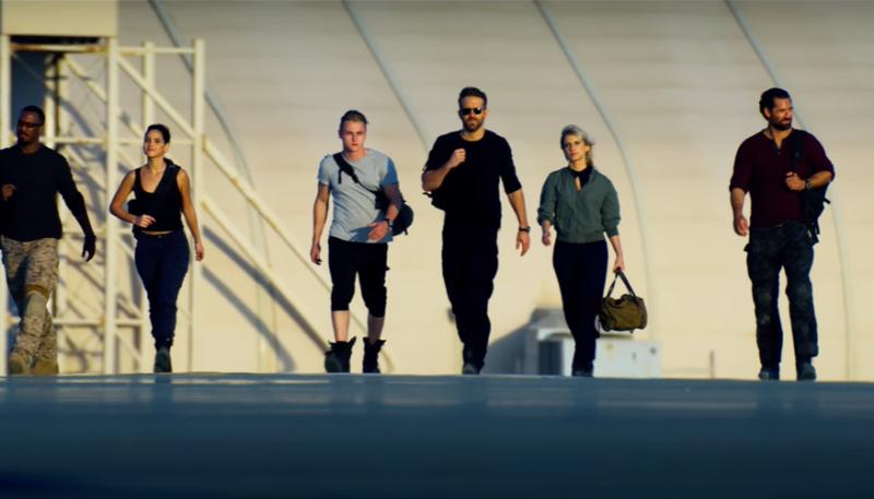 6 Underground - finałowy zwiastun filmu akcji Netflixa od Michaela Baya