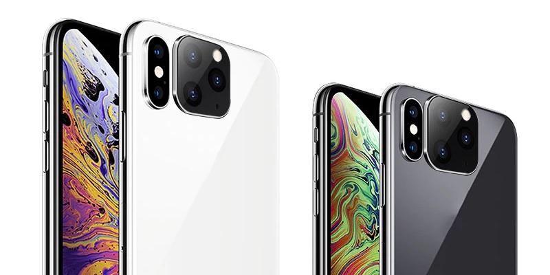 Ta nakładka przerobi iPhone'a X na iPhone'a 11