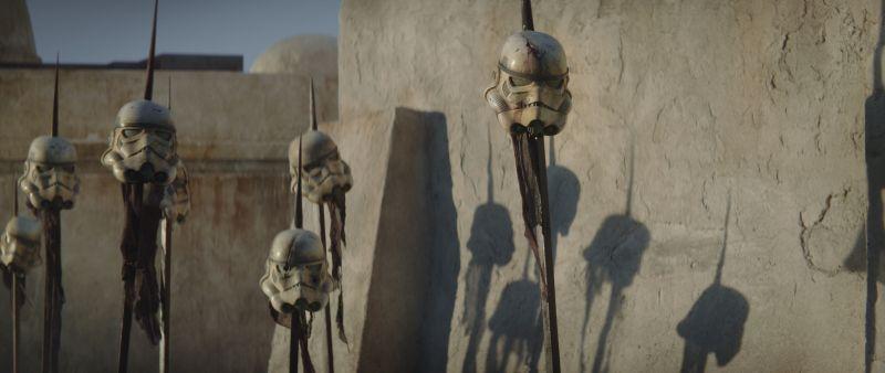 The Mandalorian związany ze Skywalker. Odrodzenie? 7. odcinek ma promować film
