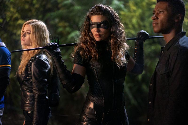 Arrow s08e07 - co się wydarzy? Zdjęcia z nowego odcinka
