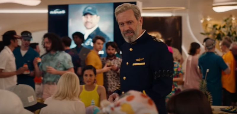 Avenue 5 - teaser serialu HBO. Hugh Laurie jako kapitan statku kosmicznego