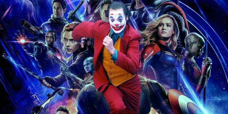 Najlepsze filmy komiksowe 2019 - Joker czy Avengers: Endgame? Wybierz razem z nami