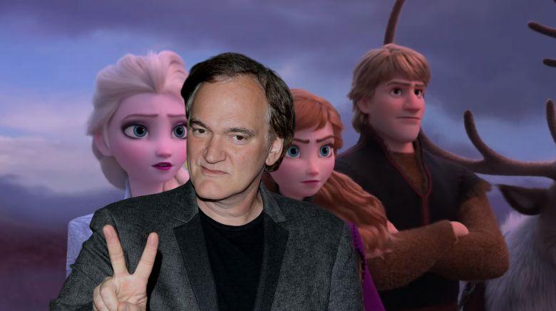 Lubicie Krainę lodu? Tarantino woli inną animację