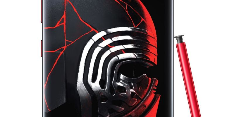 Samsung Galaxy Note 10+ w wersji Star Wars trafi na rynek