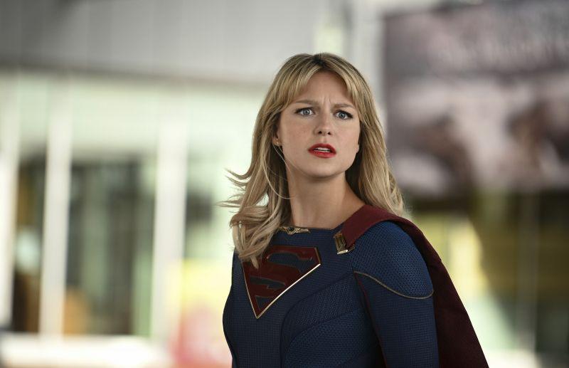 Supergirl - zdjęcia z planu 100. odcinka serialu zdradzają ważny twist fabularny?