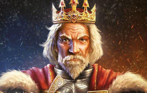 Wojenna korona - recenzja książki