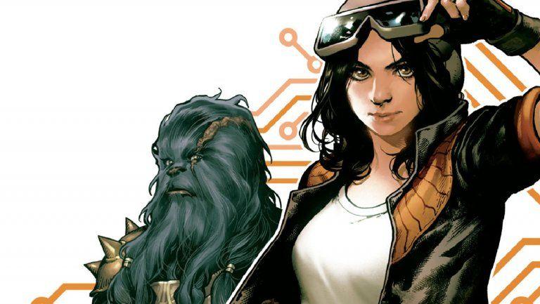 Gwiezdne Wojny - doktor Aphra z komiksów może dostać serial w Disney+