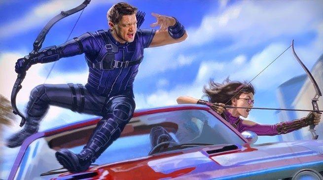 Hawkeye i Ms. Marvel - kiedy seriale MCU i Disney+? Hasbro potwierdza rok