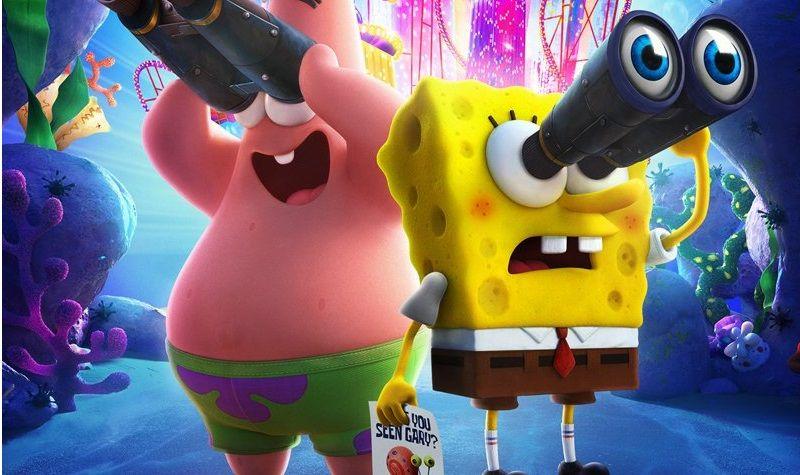 The SpongeBob Movie: Sponge on the Run! - pierwszy zwiastun nowego filmu
