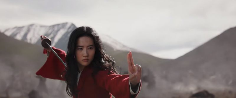 Mulan - kolejny teaser filmu. Nowe sceny i tajemniczy feniks