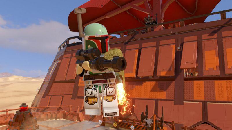 LEGO Gwiezdne Wojny: Skywalker Saga - nowy zwiastun klockowej przygody