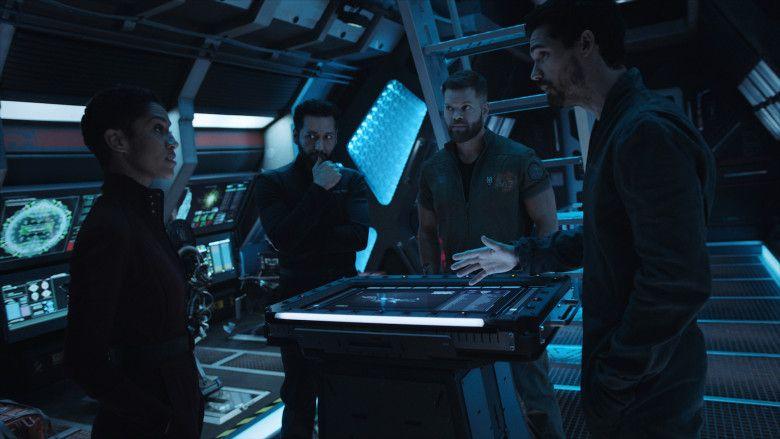 The Expanse - troje aktorów dołącza do stałej obsady 5. sezonu serialu