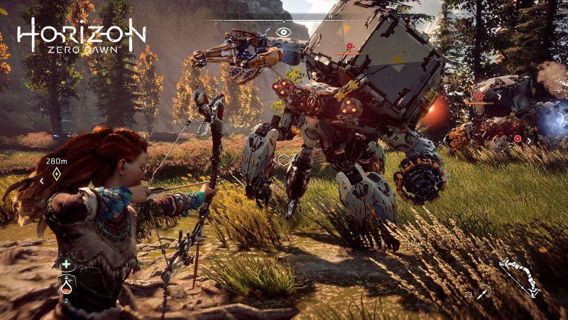Horizon: Zero Dawn na PC w ofercie Amazonu