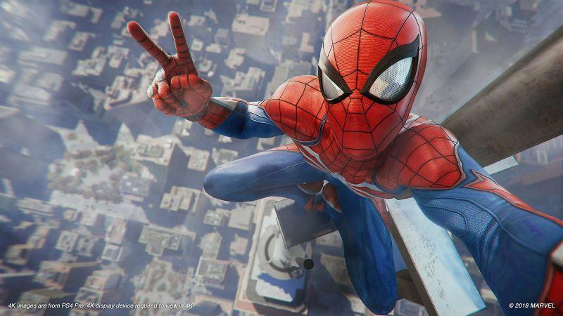 Marvel's Spider-Man - remaster z opcją przeniesienia postępów z PS4. Twórcy zmienili zdanie