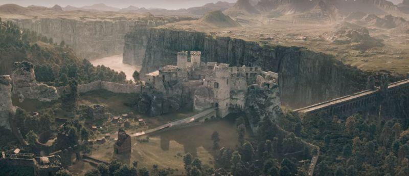 Wiedźmin - w którym odcinku są sceny kręcone w Polsce?