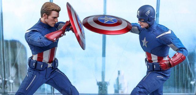 Avengers: Koniec gry - tyłek flagowy Ameryki i Thanos. Trudno uwierzyć, że to zabawki