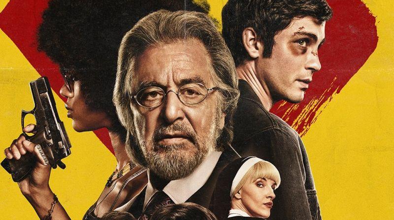 Hunters - zwiastun i plakat serialu. Al Pacino na czele grupy łowców nazistów