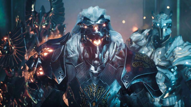 Godfall - pełny zwiastun gry wyciekł do sieci. Tak prezentuje się tytuł na PC i PS5